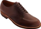 Alden Shoes Men's 6 Eyelet Indy Oxford Commando Sole D8604C Brown Chromexcel - Main Image