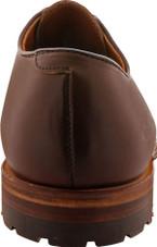 Alden Shoes Men's 6 Eyelet Indy Oxford Commando Sole D8604C Brown Chromexcel - Back