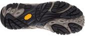 Merrell Men's Moab 2 Waterproof Wide J08871W Bark Brown - Sole