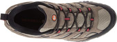 Merrell Men's Moab 2 Waterproof Wide J08871W Bark Brown - Top