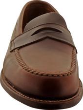 Alden Men's 17831F - Unlined Leisure Handsewn - Brown Chromexcel - Front