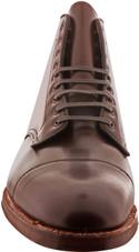 Alden Shoes Men's Straight Tip Boot 3912 Dark Brown - Front