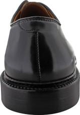 Alden Men's 9901 - Plain Toe Blucher - Black Shell Cordovan - Back