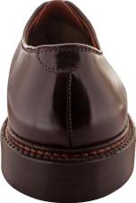 Alden Men's 990 - Plain Toe Blucher - Color 8 Shell Cordovan - Back