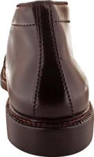 Alden Men's 1339 - Chukka Boot - Color 8 Shell Cordovan - Back