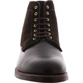 Alden Shoes Men's Michigan Boot D1803 Dark Brown Regina - Front