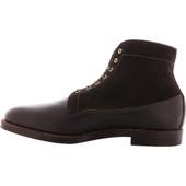 Alden Shoes Men's Michigan Boot D1803 Dark Brown Regina - Inside