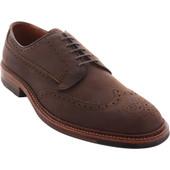 Alden Shoes Men's Atom Blucher Wingtip D1501C Walnut Utica - Main Image