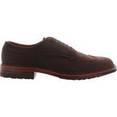 Alden Shoes Men's Atom Blucher Wingtip D1501C Walnut Utica - Outer Side