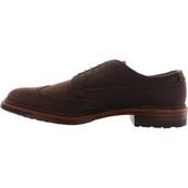 Alden Shoes Men's Atom Blucher Wingtip D1501C Walnut Utica - Inside