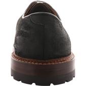 Alden Men's D1405C - Plain Toe Blucher - Reverse Earth Chamois - Back