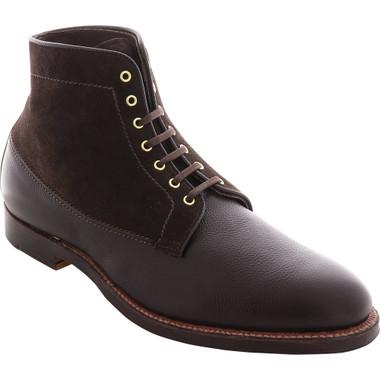 Alden Shoes Men's Michigan Boot D1803 Dark Brown Regina - Main Image