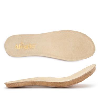 Alegria Women's Footbed ALG-998W Career Fashion Tan Wide - Main Image