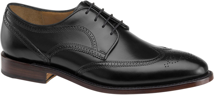 Johnston Murphy Men's 24-7301 - Collins Wingtip