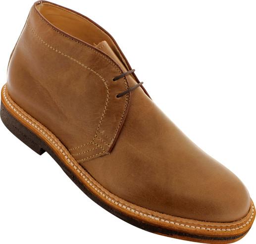 Alden Men's 13789 - Chukka Boot - Natural Chromexcel