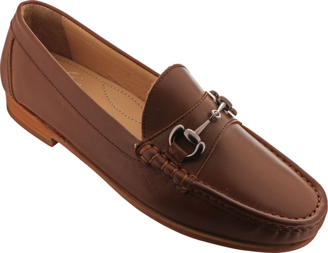 Alan Payne Men's Bit 10302-10 Brown Calf - Main Image