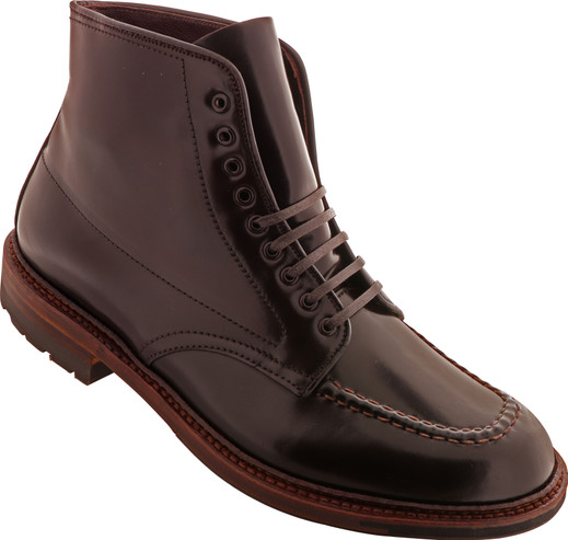 Alden Shoes Men's Indy Boot Shell Cordovan Antique Edge D6947C Color 8