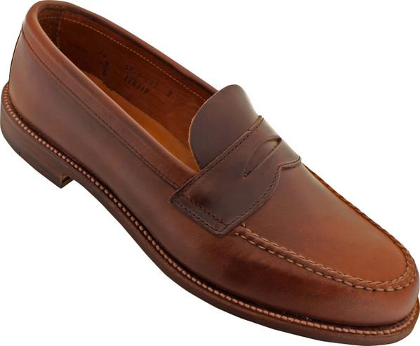 Alden Men's 17831F - Unlined Leisure Handsewn - Brown Chromexcel - Main Image