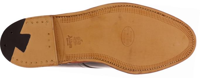 Alden Men's D8832 Shell Cordovan PCT Boot - Color 8 with Antique