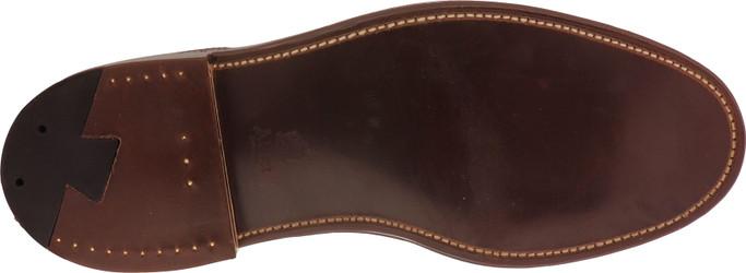 Alden Shoes Men's Long Wing Blucher 97878 Brown Chromexcel