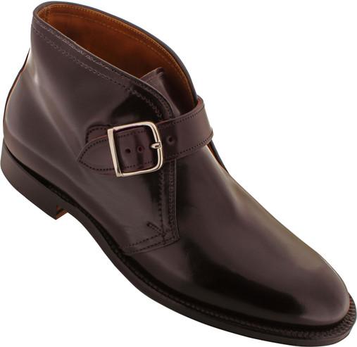 Alden Men's 91804 - George Boot - Color 8 Shell Cordovan - Main Image