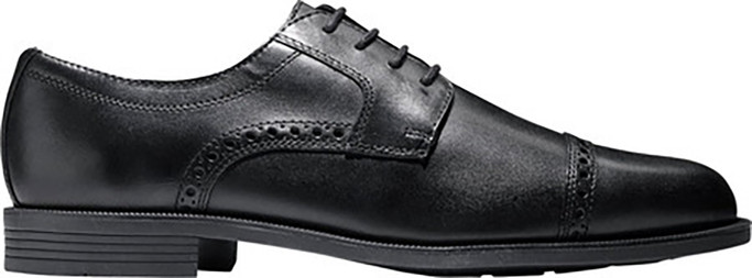 Cole Haan Men's Dustin Cap Brogue II C26638 Black