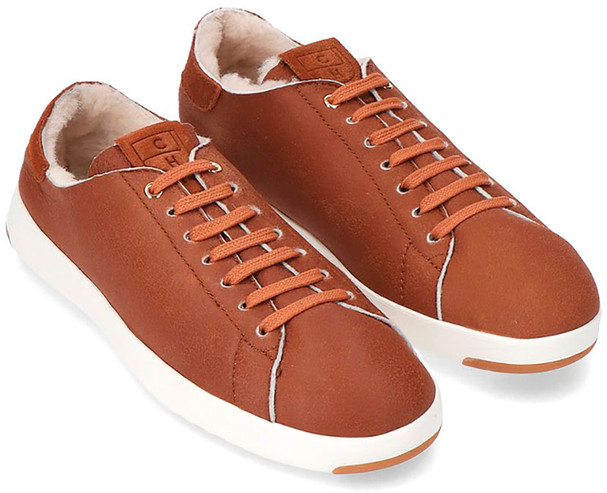 Cole Haan Women's GrandPro Deconstructed Oxford W13112 British Tan-Optic - Main Image