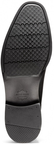 Cole Haan Men's Wagner Grand Apron ChukkaBoot C28629 Black Leather WP