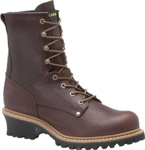 "Carolina Men's 1821 - 8"" Steel Toe Logger"