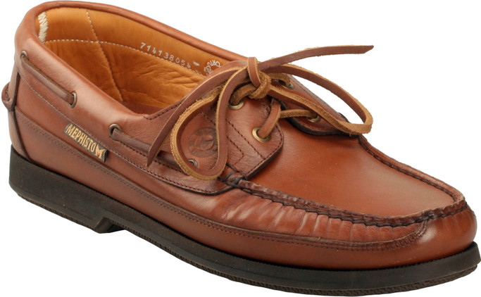 Mephisto Men's Hurrikan HURRIKAN-180 Rust Smooth - Main Image