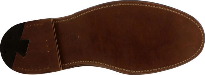 Alden Men's 13781 - Chukka Boot Leather Sole - Brown Chromexcel