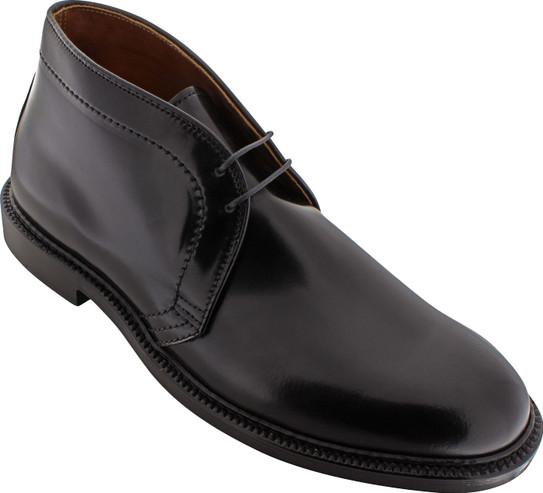Alden Men's 1340 - Chukka Boot - Black Shell Cordovan