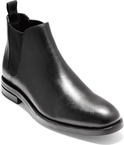 Cole Haan Men's Wakefield Grand Chelsea Boot C29914 Black