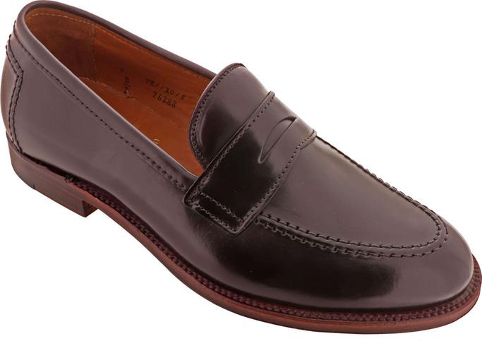 Alden Shoes Men's Penny Loafer 96288 Color 8 - Main Image