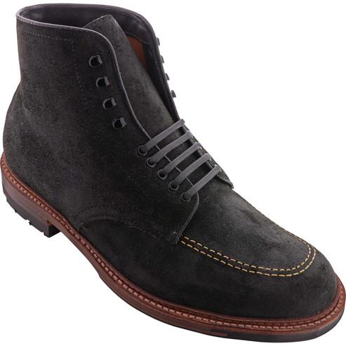 Alden Shoes Men's Indy Boot D9938HC Earth Chamois Reverse - Main Image