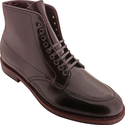 Alden Shoes Men's Algonquin V Tip Boot D9937 Color 8 Shell Cordovan - Main Image