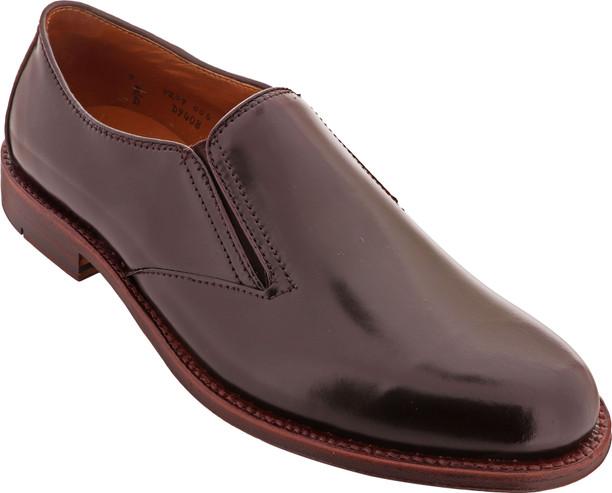 Alden Shoes Men's Wayfarer Double Gore Slip On D9408 Color 8 Shell Cordovan - Main Image