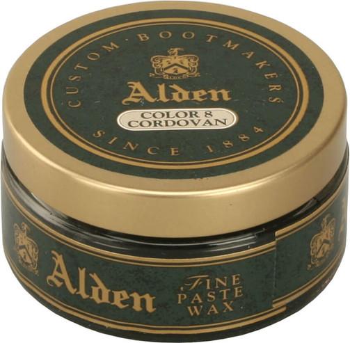 Alden Fine Shoe Paste Wax - Color 8 - Main Image