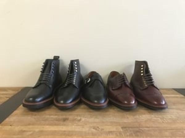 Alden x TSM - Winter 2020 Custom Bootmaker Edition Collection