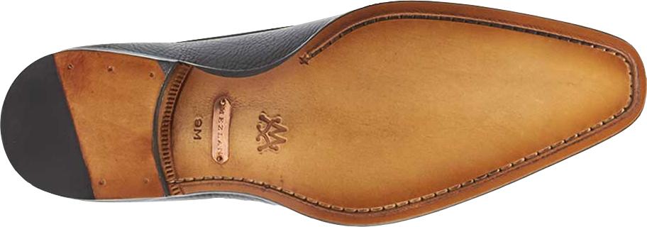508c1764c3 Mezlan Men s Pulpi 8019-BLACK Black Peccary - The Shoe Mart