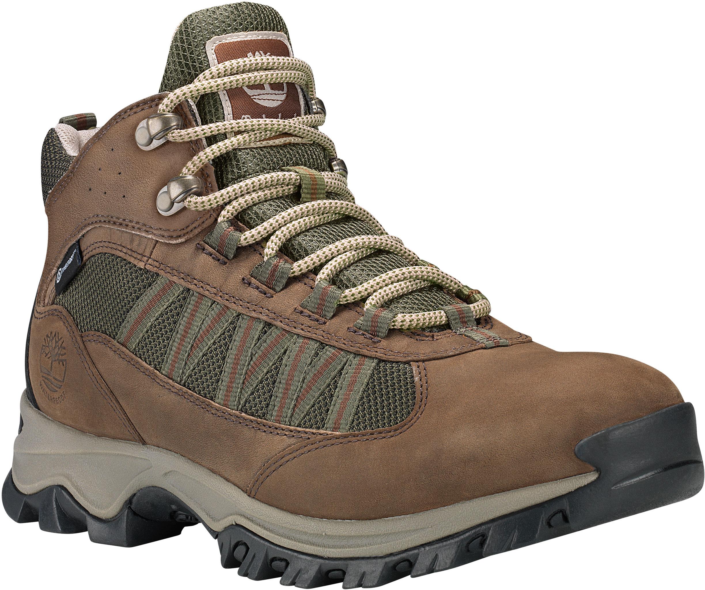 9ebffe30ad0 Timberland Men's Mt. Maddsen Lite Mid WP TB0A1L3X931 Dark Brown