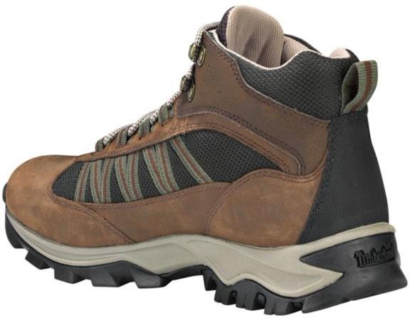 aa4e962a015 Timberland Men's Mt. Maddsen Lite Mid WP TB0A1L3X931 Dark Brown