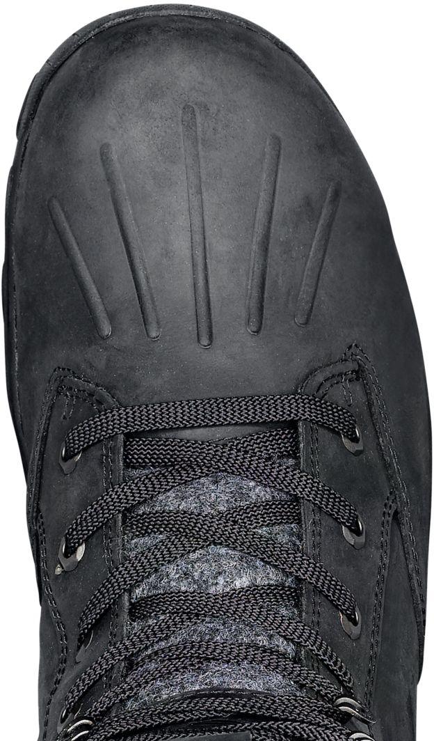 51e2da24d71 Timberland Men's Chillberg Mid Waterproof Insulated TB0A198S001 Black  Full-Grain