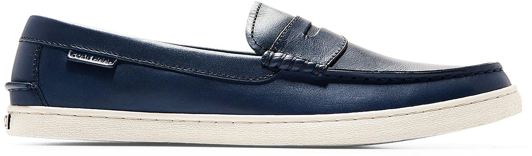 383d4733787 Cole Haan Men s Nantucket Loafer II C27788 Navy Handstain - The Shoe ...