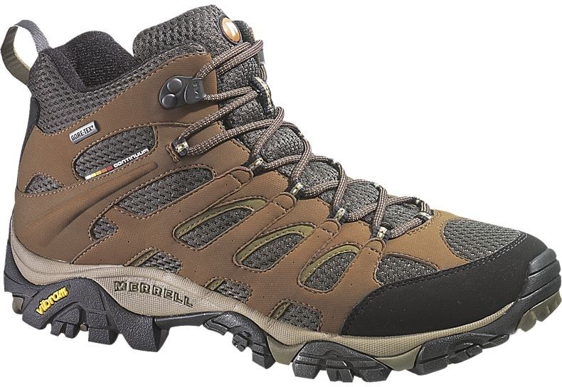 73ee8689c886 Merrell Men s J87701W - Moab Mid GTX Wide - The Shoe Mart