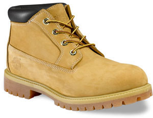 Timberland Premium Waterproof Chukka Color: Wheat Nubuck Width: Wide Mens Size: 7.5
