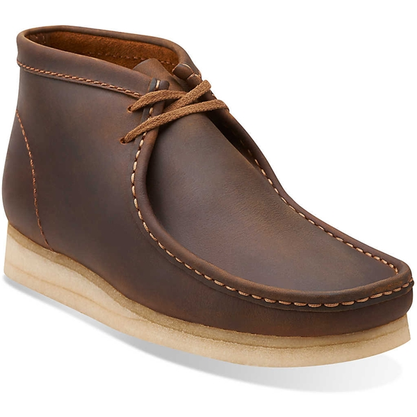 pretty nice 162d0 13ff9 Clarks Men s 26103604 - Wallabee Boot - The Shoe Mart