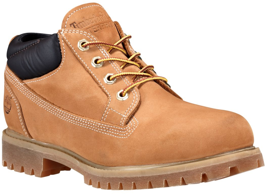 502b7729282f Timberland Men s Premium Waterproof Oxford Boot TB073538231 Wheat ...