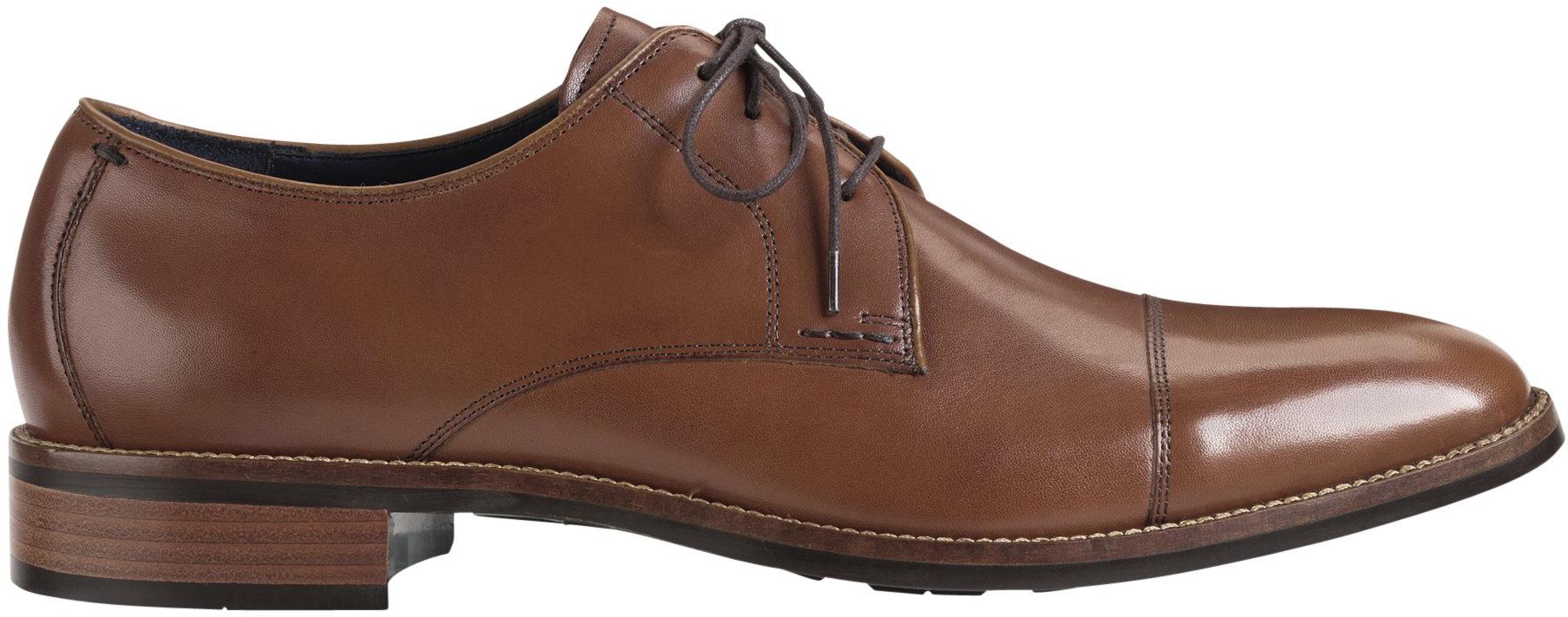 76bc0bfebc06 Cole Haan Men s Lenox Hill Cap Ox C11632 British Tan - The Shoe Mart