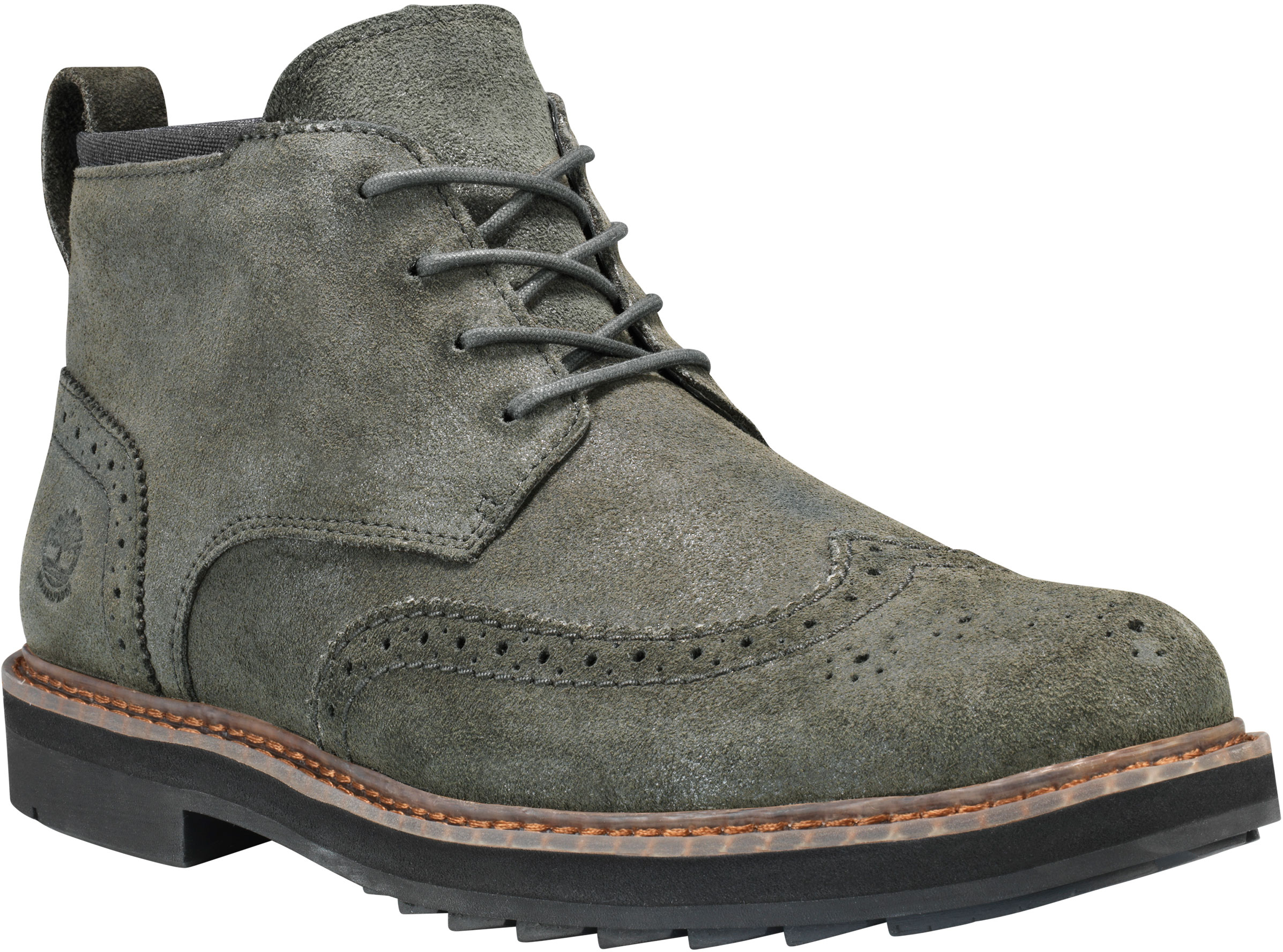 official price most desirable fashion order Timberland Men's TB0A1SV4P01 Squall Canyon Wingtip Waterproof Chukka